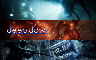 Deep Down PlayStation 4