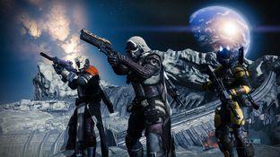 Destiny : Une équipe de trois joueurs vient à bout du raid !