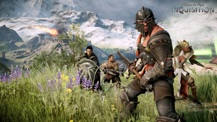 Aperçu Dragon Age Inquisition PlayStation 4 - Screenshot 11