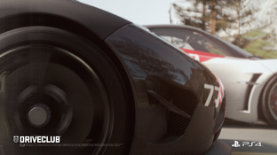 #DriveClub PlayStation 4