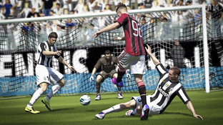 Aperçu FIFA 14 - E3 2013 PlayStation 4 - Screenshot 9