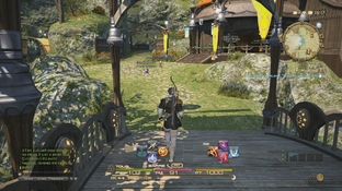 Final Fantasy XIV : A Realm Reborn PlayStation 4