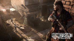 Homefront  : The Revolution PlayStation 4