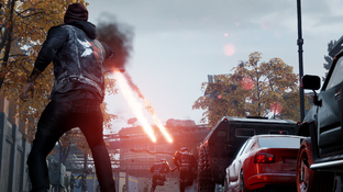GC 2013 : Un nouveau trailer d'inFamous : Second Son