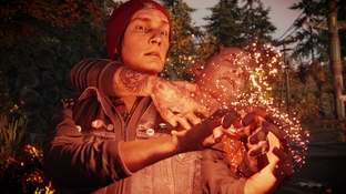 inFAMOUS : Second Son PlayStation 4