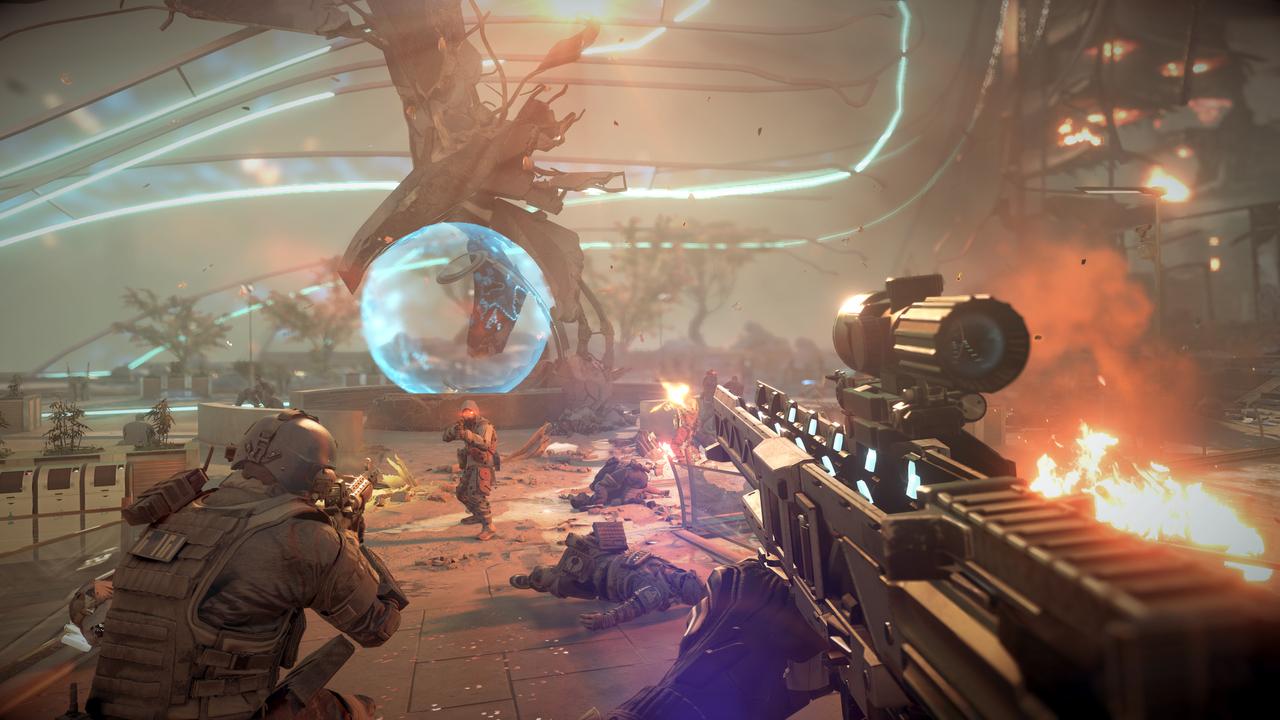 killzone shadow fall playstation 4 ps4 1361415817 003 - La Playstation 4 est dévoilée! [analyse et revue de presse]