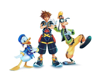 Kingdom Hearts III PlayStation 4