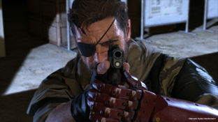 Metal Gear Solid V se montre en live demain à 12h