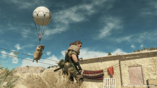 MGS 5 The Phantom Pain : 30 minutes de gameplay en vidéo