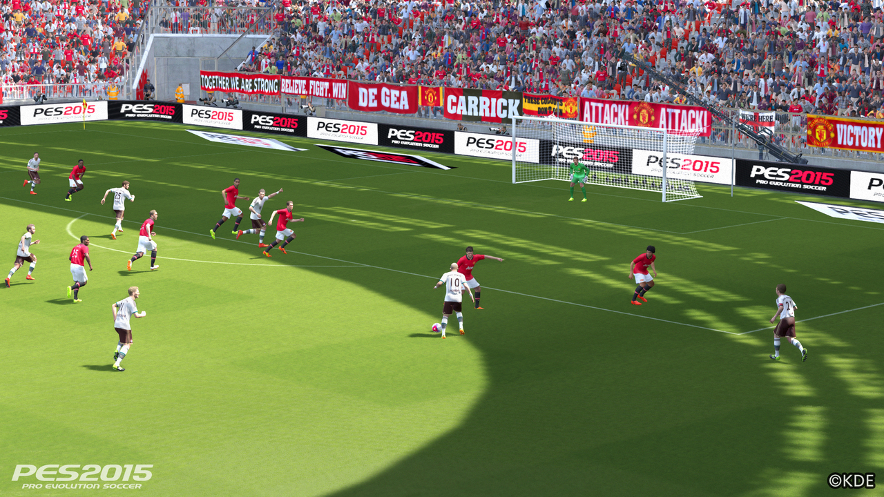 Pro Evolution Soccer 2015 RELOADED + LANGUAGE PACKS