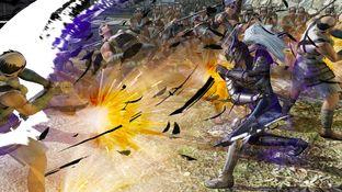 Un torrent d'images pour Samurai Warriors 4 PS4
