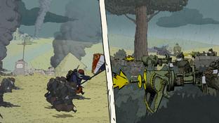Aperçu Soldats Inconnus : Mémoires de la Grande Guerre PlayStation 4 - Screenshot 19