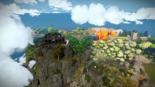 The Witness : 1 mn pour faire le tour de l'île