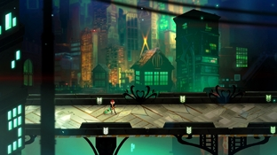 Aperçu Transistor PlayStation 4 - Screenshot 1
