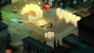 Aperçu Transistor PlayStation 4 - Screenshot 2