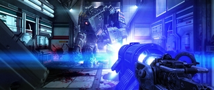 Aperçu Wolfenstein : The New Order PlayStation 4 - Screenshot 8