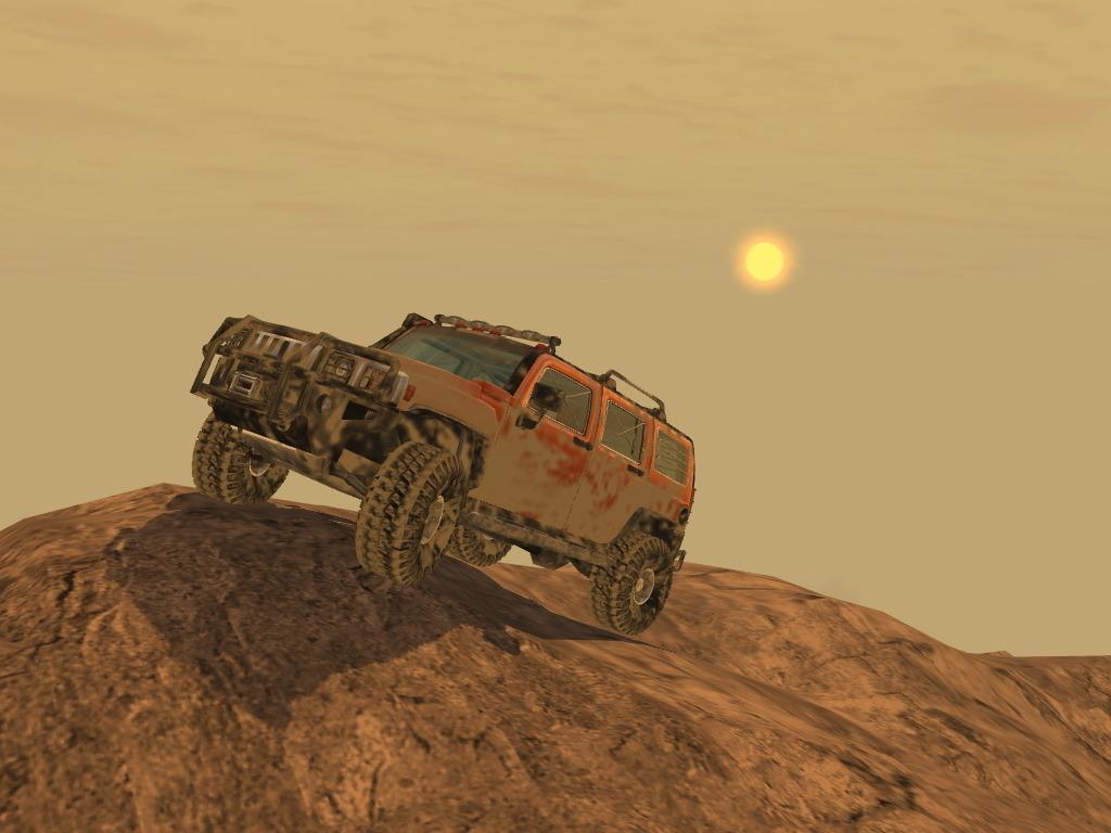 4×4 Hummer