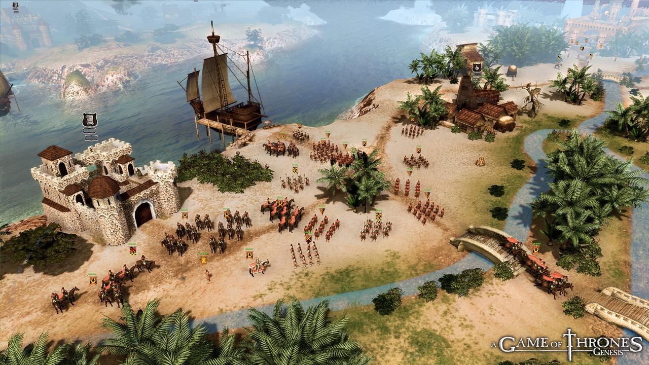 jeuxvideo.com A Game of Thrones Genesis - PC Image 5 sur 153