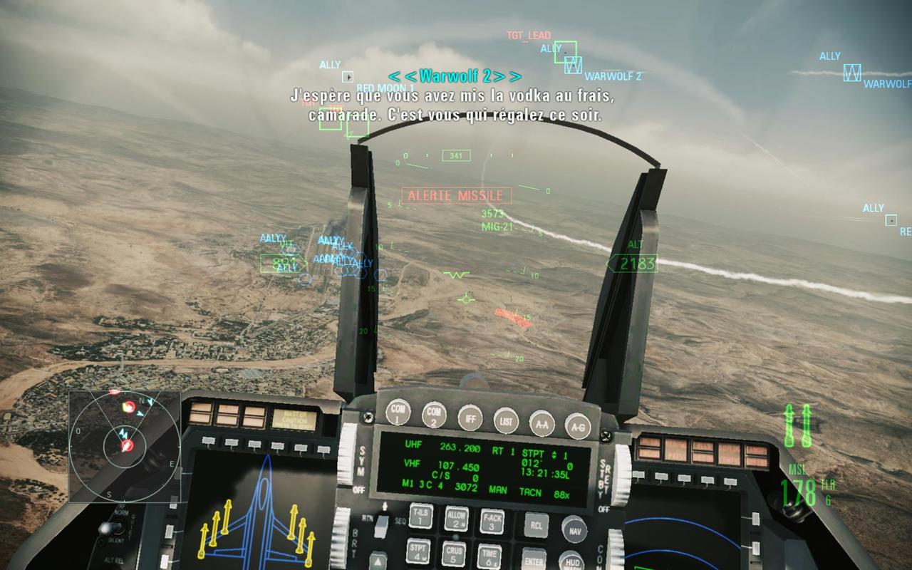 Ace Combat : Assault Horizon Enhanced Edition