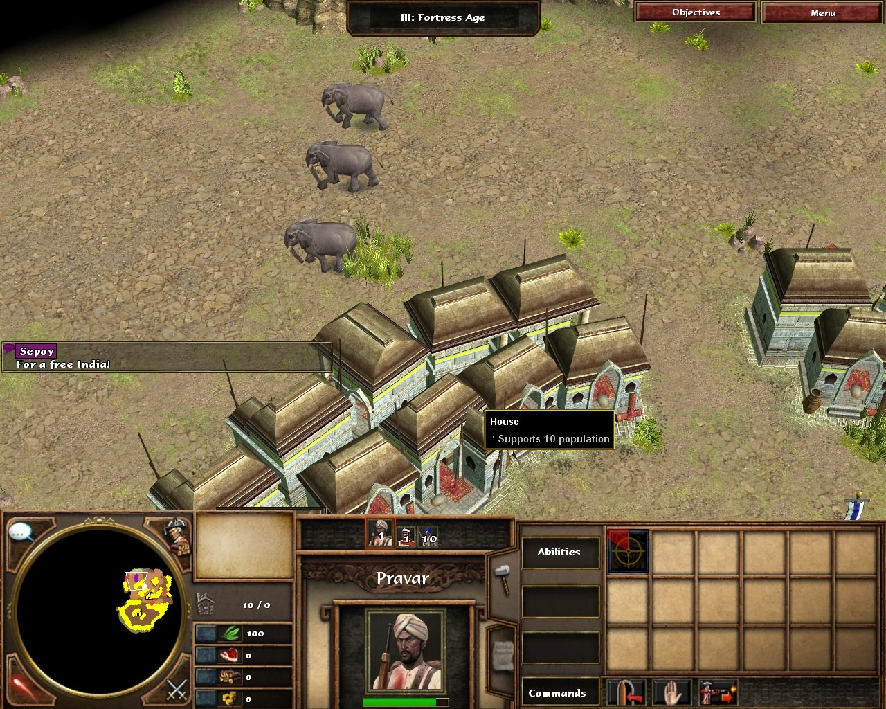 Age of Empires III : The Asian Dynasties Avec patch pour jouer en ligne