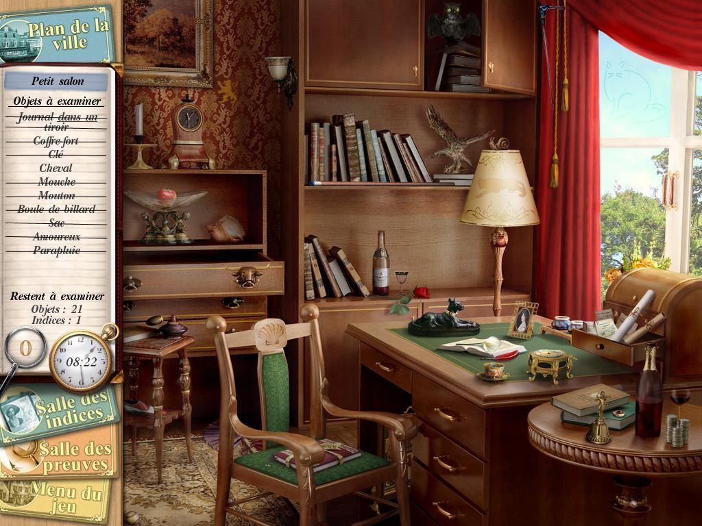 Agatha christie la maison du p ril jeu pc images vid os astuces et avis - Maison d agatha christie ...