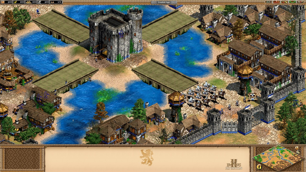 Download Age of Empires II HD RELOADED