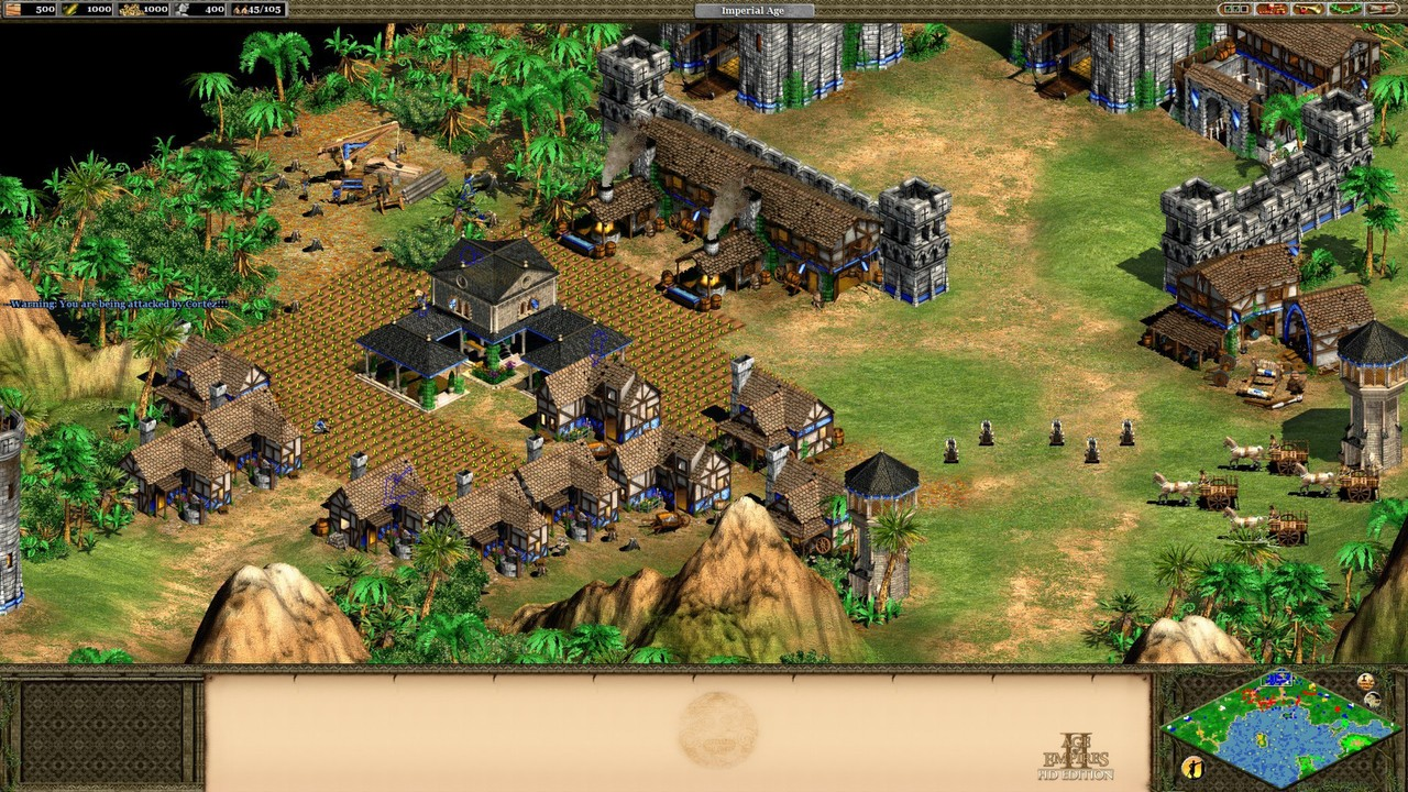 Age of Empires II HD RELOADED