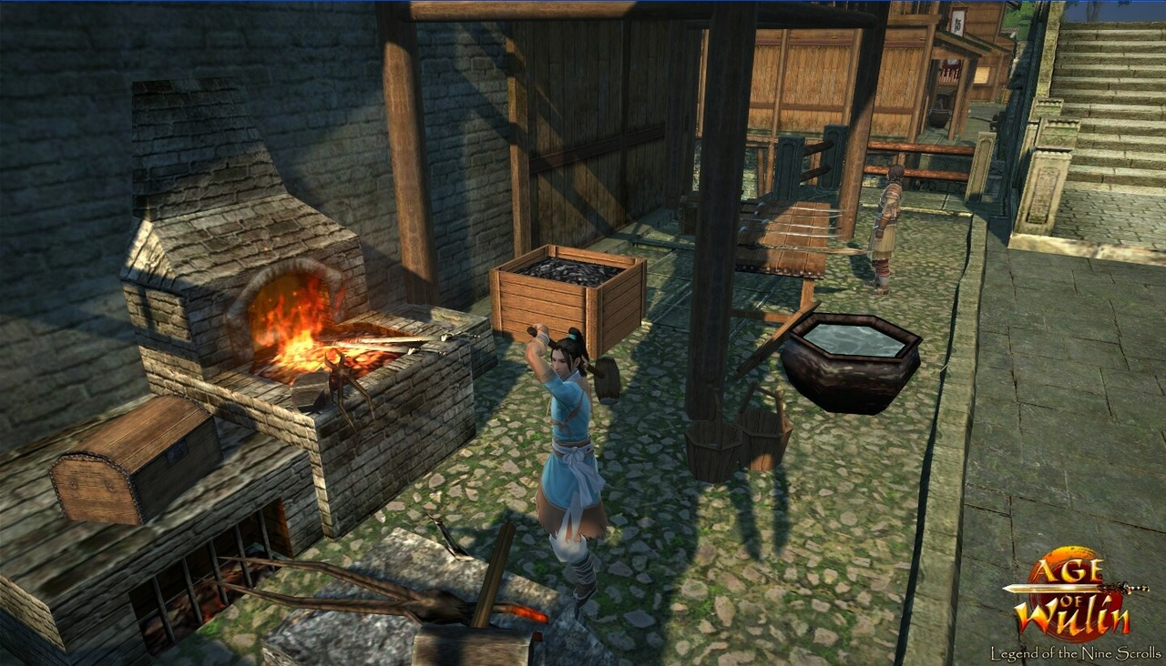 Images Age of Wulin : Legend of the Nine Scrolls PC - 11