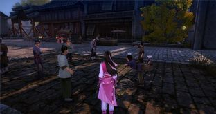 Aperçu Age of Wulin : Legend of the Nine Scrolls PC - Screenshot 79