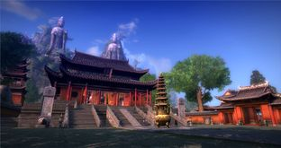 Aperçu Age of Wulin : Legend of the Nine Scrolls PC - Screenshot 80