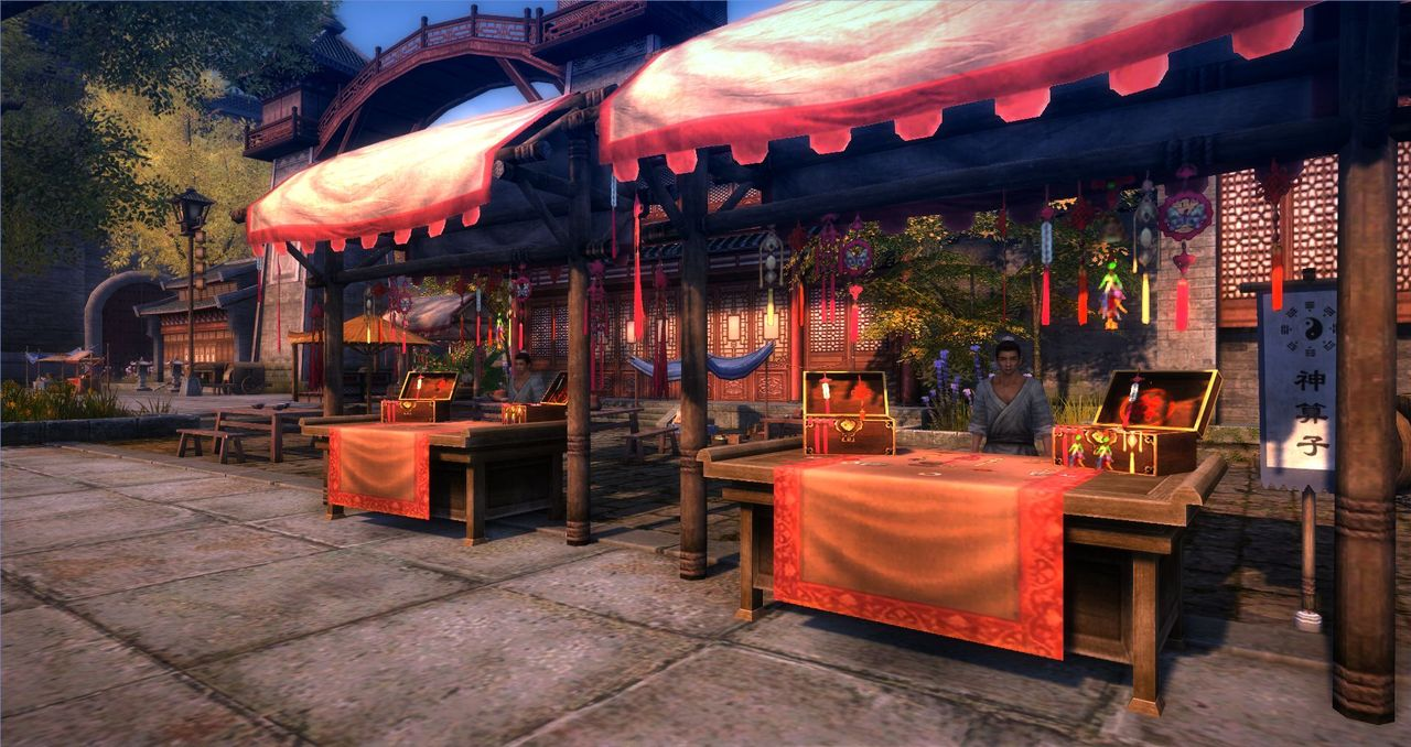 Images Age of Wulin : Legend of the Nine Scrolls PC - 83
