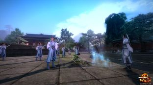 Age of Wulin : 17 métiers disponibles !