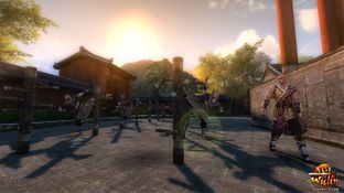 Age of Wulin explique son PvP