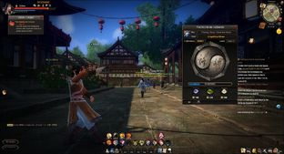 Test Age of Wulin : Legend of the Nine Scrolls PC - Screenshot 94