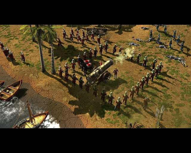 Age Of Empires 3 PC