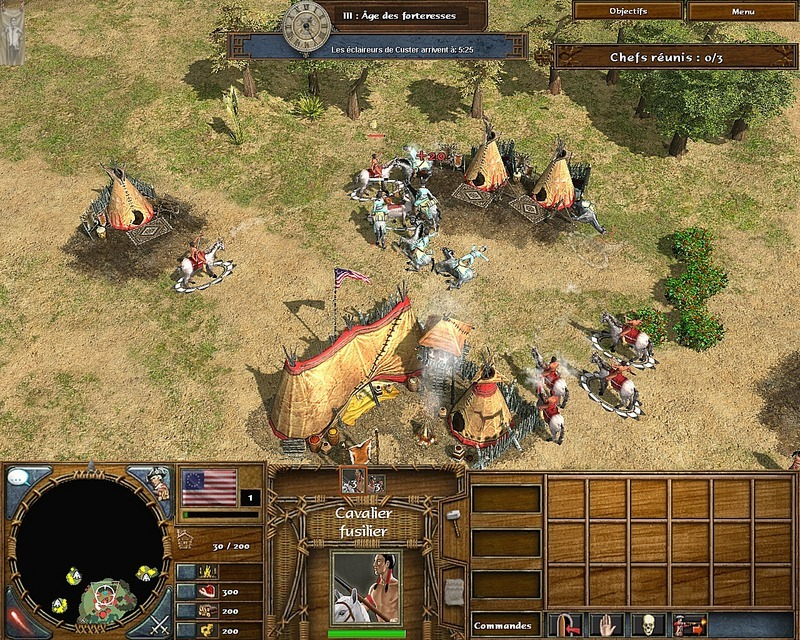 Images Age Of Empires III : The WarChiefs PC