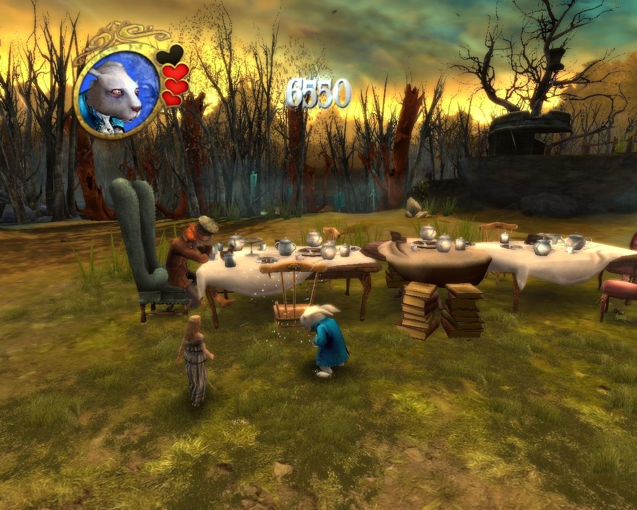 Jeuxvideo.com alice au pays des merveilles - pc image 6 sur 130