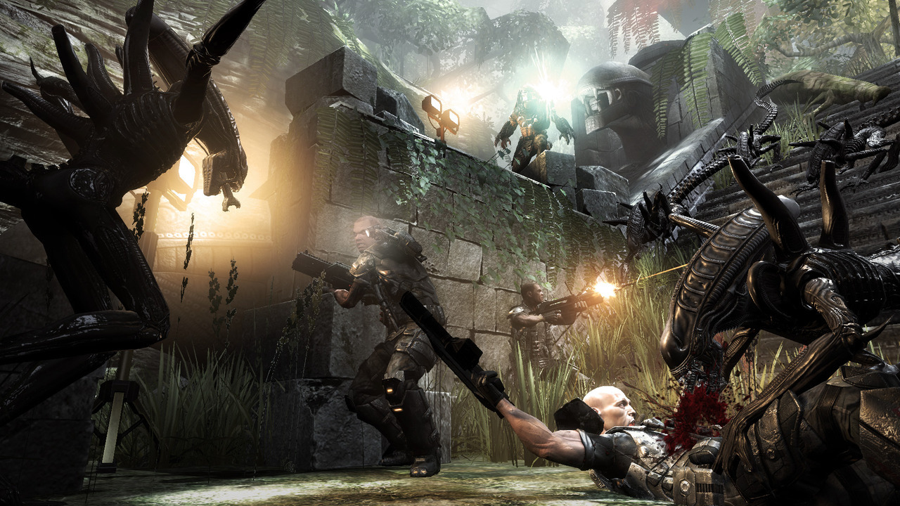 alien vs predator 3 patch 1 3 download