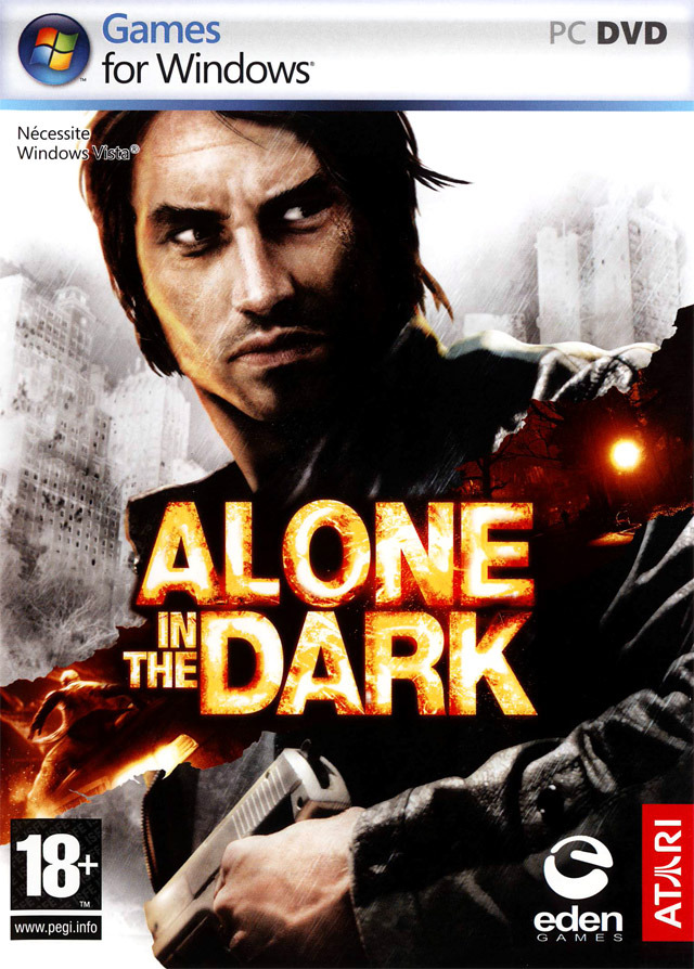 Alone in the Dark (Xbox 360) - купить игру Alone in the Dark (Xbox 360