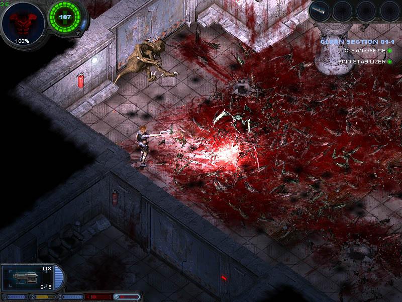 Alien Shooter : Vengeance