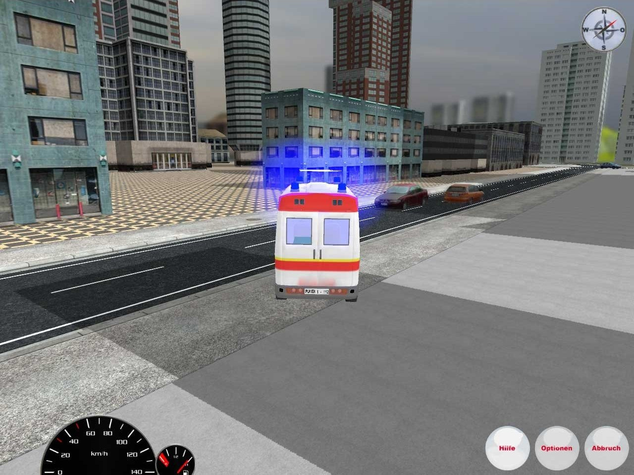 Ambulance Simulator 2011