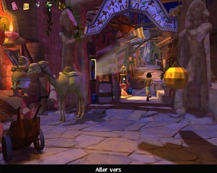 Test Ankh 2 : Le Coeur D'Osiris PC - Screenshot 4
