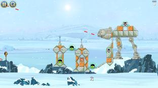 Test Angry Birds Star Wars PC - Screenshot 2