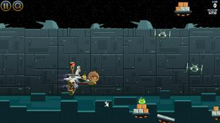 Test Angry Birds Star Wars PC - Screenshot 3