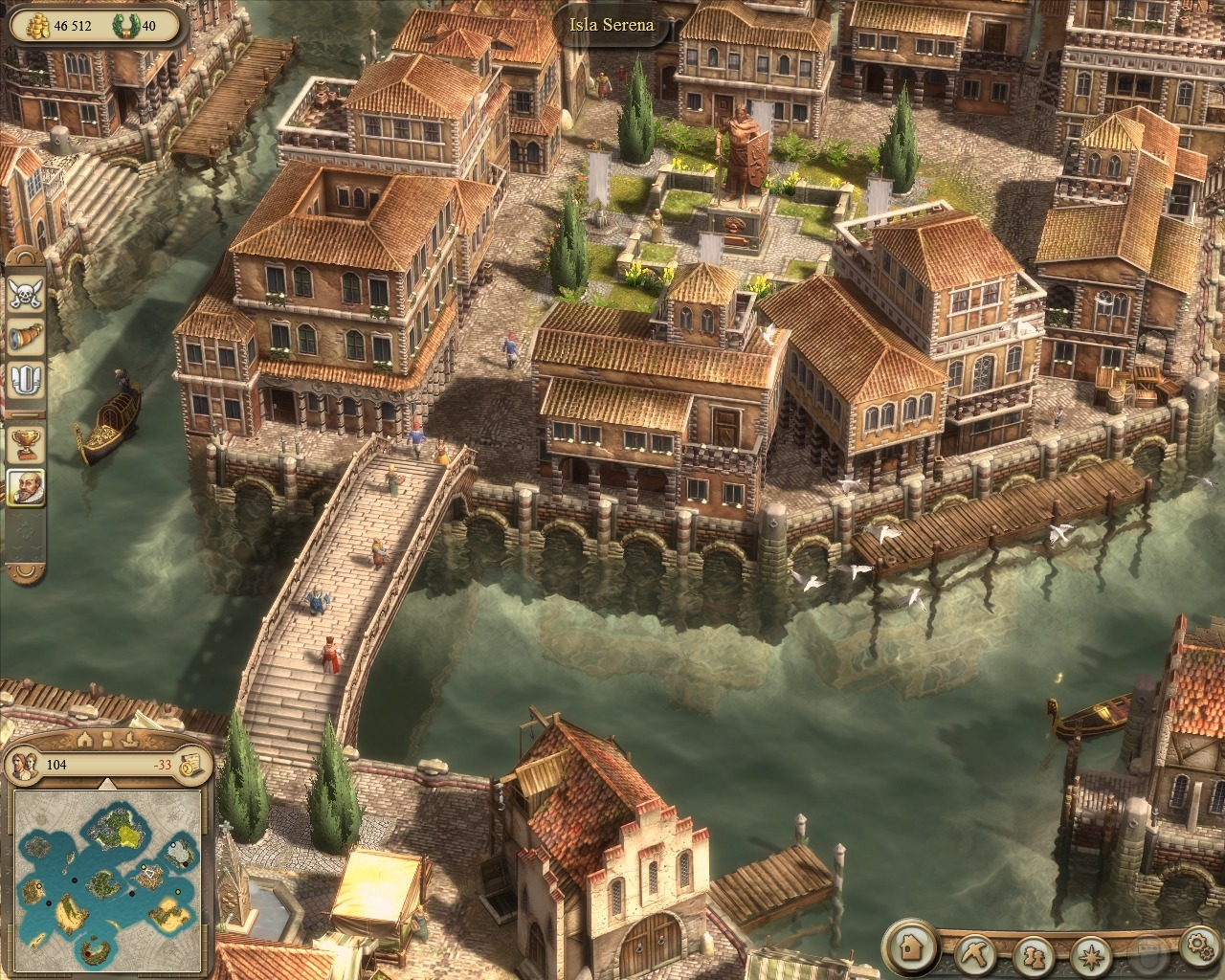 Anno HD Desktop Wallpapers for