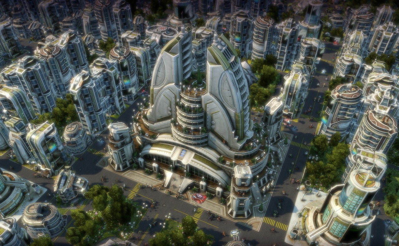 Anno 2070 Update v1.05 RELOADED