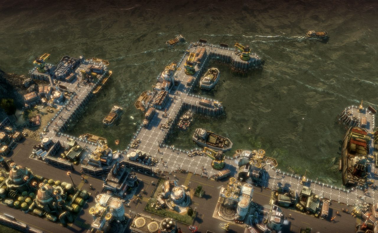Anno 2070 Update v1.04 RELOADED