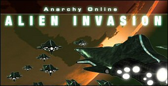 Anarchy Online : Alien Invasion