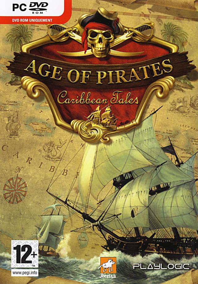 age of pirates caribbean tales sur pc. Black Bedroom Furniture Sets. Home Design Ideas