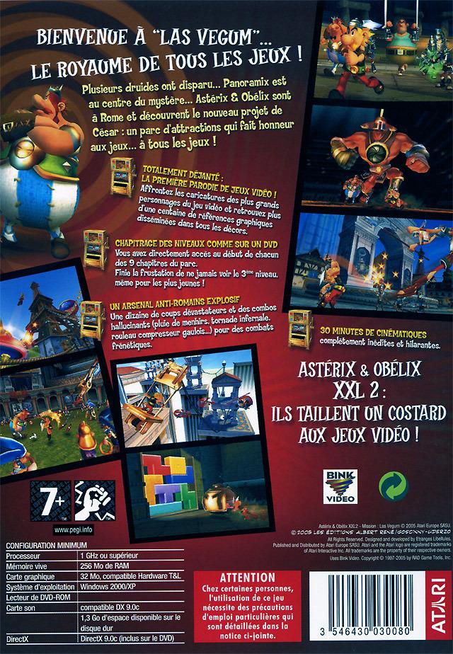 Asterix And Obelix XXL 2 Mission Las Vegum READNFO FASiSO preview 1